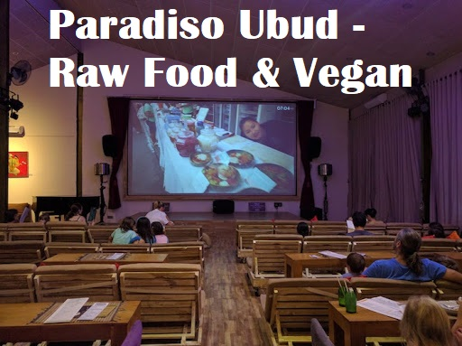 Paradiso Ubud - Raw Food & Vegan