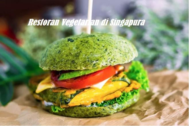 Restoran Vegetarian di Singapura