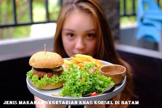 Jenis Makanan Vegetarian Khas Korsel Di Batam