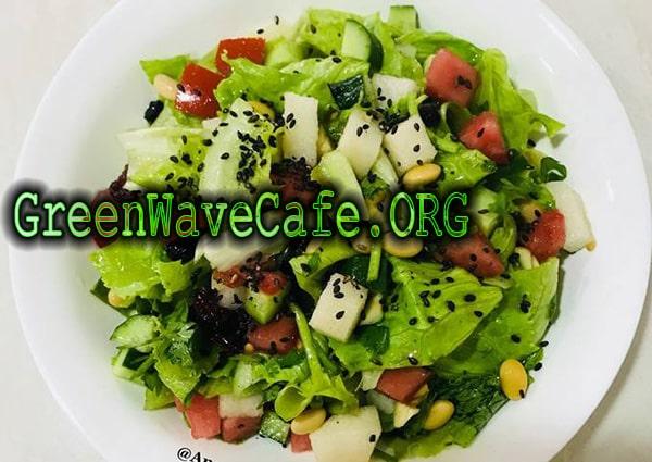Cara Membuat Salad Untuk Menu Diet Cepat