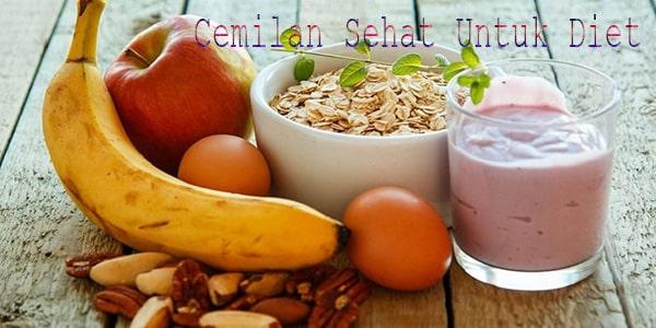 Rekomendasi Cemilan Sehat Untuk Orang Diet